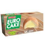 ยูโร่คัสตาร์ดเค้ก สอดไส้ครีม 17 กรัม x12 (แพ็ค)